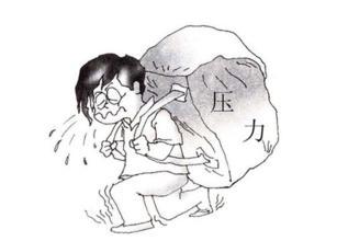 小心压力引发银屑病
